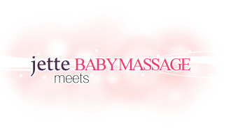 jette meets BABY MASSAGE